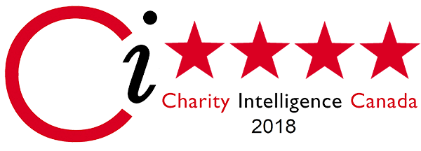 Logo for Charity Intelligence 2018