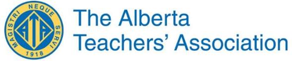 The Alberta Teacher's Association Logo